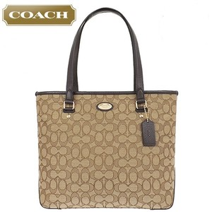 597daf675aa Coach Signature Totes - Up to 70% off at Tradesy