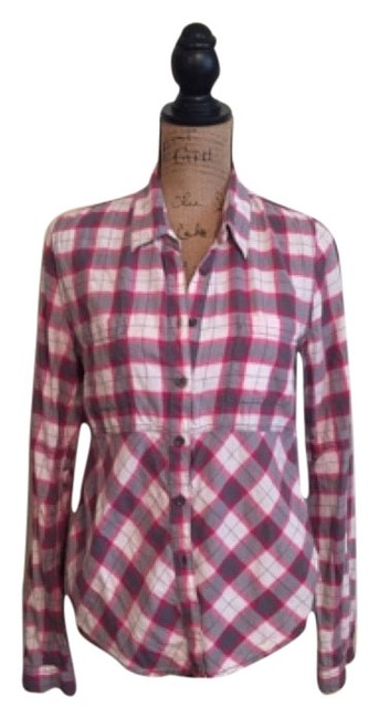 Preload https://img-static.tradesy.com/item/7622065/free-people-ivorypinkgrey-button-down-top-size-6-s-0-12-650-650.jpg