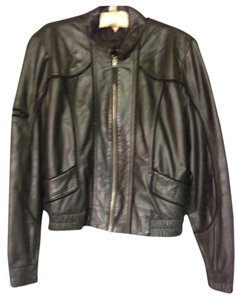 Anna Sui for Target Velvet Leather Jacket