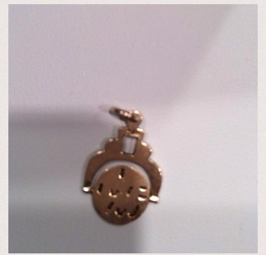 Other 14K Gold Spinning 'I Love You' Pendant