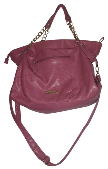 Steve Madden Tote Tote Shoulder Cross Body Pink Messenger Bag