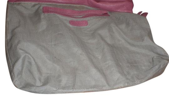 Steve Madden Tote Tote Shoulder Cross Body Pink Messenger Bag Image 1