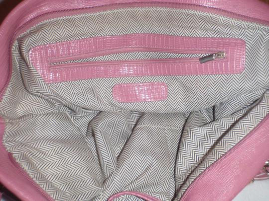 Steve Madden Tote Tote Shoulder Cross Body Pink Messenger Bag Image 11