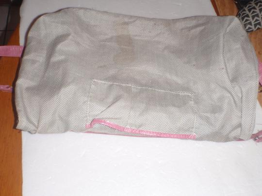 Steve Madden Tote Tote Shoulder Cross Body Pink Messenger Bag Image 2
