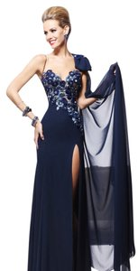 Tarik Ediz Evening Size 8 Dress