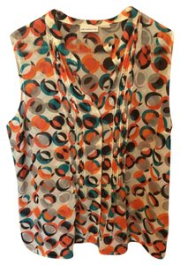 Liz Claiborne Top Orange