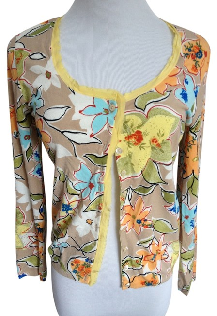 Other Floral Cardigan Sweater