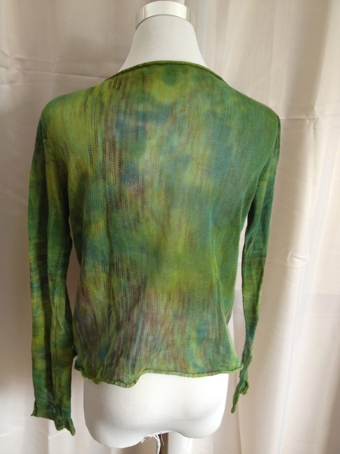 Barbara Who? Boutique Couture High End Sweater