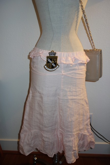 Juicy Couture short dress Pink Skirt Skirt Skirt on Tradesy