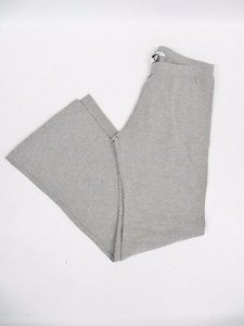 Hard Tail Hard Tail Forever 332 Gray Cropped Flare Leg Yoga Capri Pants