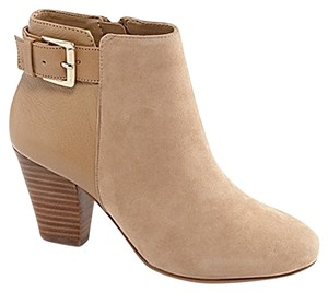 Gianni Bini Almond Color Almond, Tan Boots