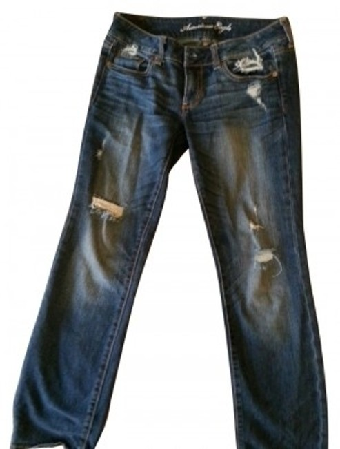 Preload https://img-static.tradesy.com/item/7631/american-eagle-outfitters-dark-wash-distressed-stretch-6-short-straight-leg-jeans-size-30-6-m-0-0-650-650.jpg