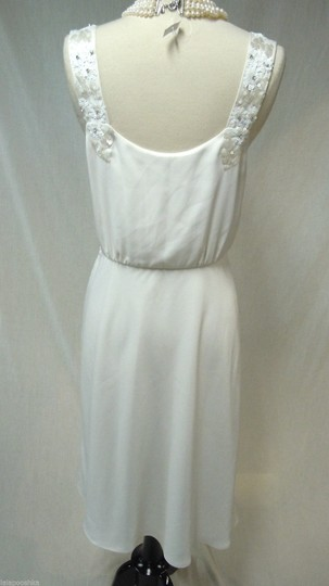 J.Crew Ivory Vintage Wedding Dress Size 6 (S)