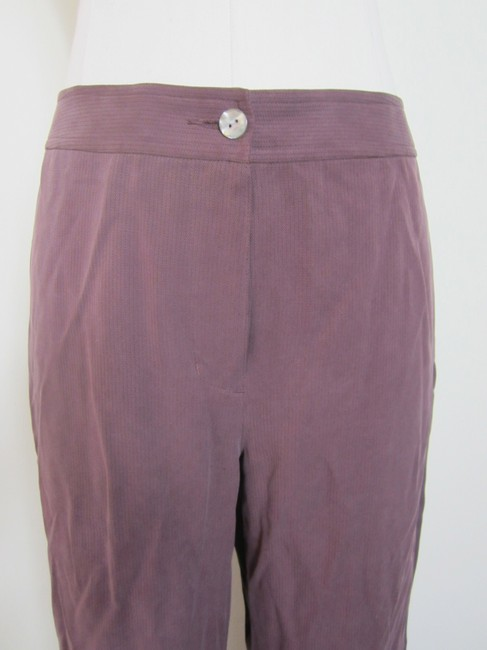 Tommy Bahama Straight Pants Burgundy