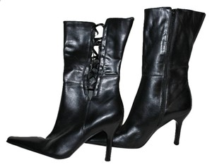 Bp shoes Leather Leather Boot black Boots