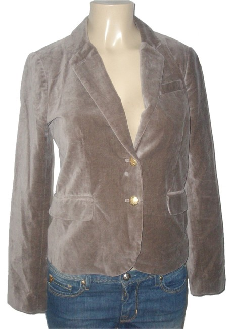 J.Crew Brown New Without Tags School Boy Fully Tan Lined Blazer Size 4 (S) J.Crew Brown New Without Tags School Boy Fully Tan Lined Blazer Size 4 (S) Image 1