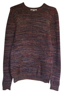 Carven Oversized Three Tone Sweater