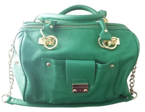 Olivia + Joy Satchel in Green