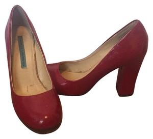 Chinese Laundry Red Pumps