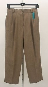 Escada 100 Wool Womens Trousers B212 Pants