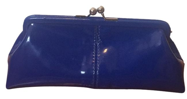 Item - Royal Blue Patent Leather Clutch