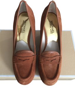 Michael Kors Walnut Wedges