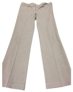 Ann Taylor LOFT Boot Cut Pants Tan