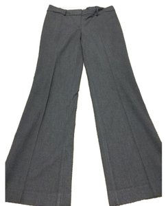Ann Taylor LOFT Boot Cut Pants Light gray