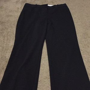 Ann Taylor LOFT Boot Cut Pants Black
