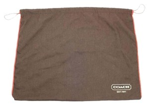 Coach Coach Brown Dust Bag COLM40