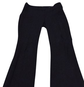Ann Taylor LOFT Boot Cut Pants Blac