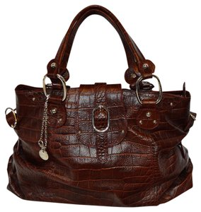 Lamarthe Leather Shoulder Bag