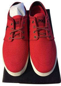 Polo Ralph Lauren Red Athletic