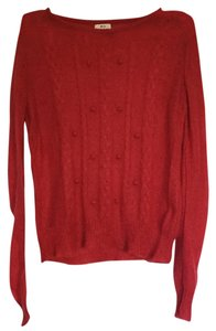 Pins and Needles Cable Knit Lightweight Sweater