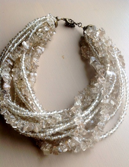 Cesaree Paris Multi strand necklace