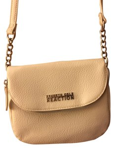 Kenneth Cole Reaction Faux Leather Cross Body Bag