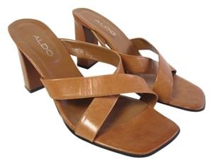 ALDO Burnt Orange Sandals