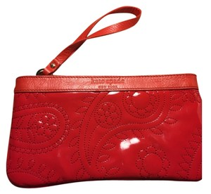Kate Spade Red/coral Clutch