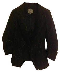 Kenna-T Lace Black Blazer