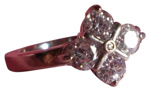 other New Simulated Diamonds Ring in Stainless Steel (Size 6)