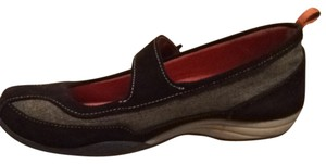 Lands' End Spice Brown Flats