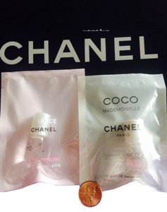 Chanel CHANEL miniature rollerboll set of 2