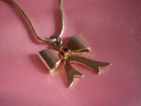 Other Vintage gold bow