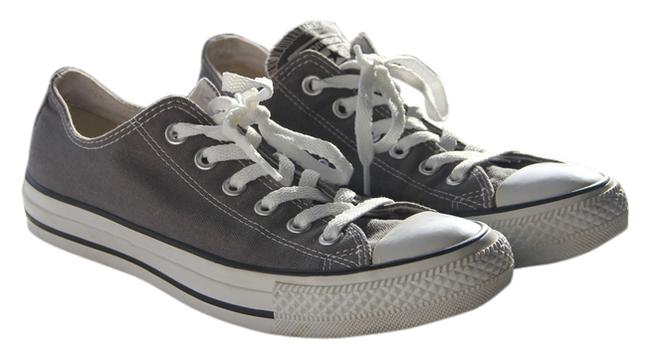 Item - Grey All Star Nice Casual Sneakers Size US 8 Narrow (Aa, N)