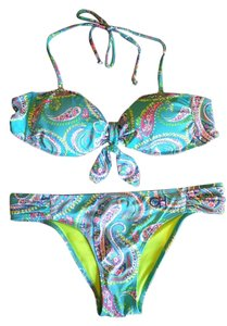 Gilly Hicks Gilly Hicks Swim - Bandeau Top and Bikini Bottom