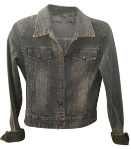 SO Junior Denim Womens Jean Jacket