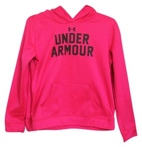 Under Armour Under Armour, Pink, Hoodie, Runnng, Active, Girls