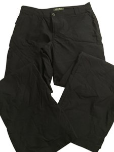 Eddie Bauer Boot Cut Pants Black
