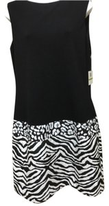 Muse Animal Print Dress