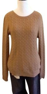 Aqua 100% Cashmere Dryclean Only Sweater